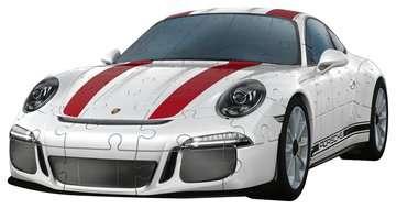 Porsche 911 3D Puzzle, 108pc 3D Puzzle®;Former - Billede 3 - Ravensburger