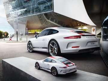 Porsche 911R 3D puzzels;3D Puzzle Specials - image 8 - Ravensburger
