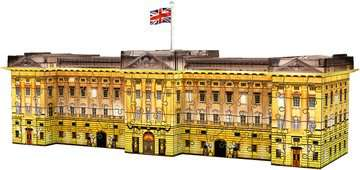 Buckingham Palace Night Edition 3D Puzzle, 216pc 3D Puzzle®;Natudgave - Billede 3 - Ravensburger