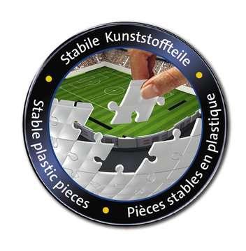 Allianz Arena bei Nacht 3D Puzzle;3D Puzzle-Bauwerke - Bild 5 - Ravensburger