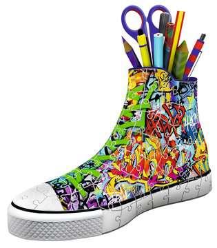 Sneaker Graffiti style 3D puzzels;3D Puzzle Specials - image 3 - Ravensburger