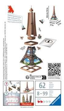 12536 3D Puzzle-Bauwerke Mini Eiffelturm von Ravensburger 2