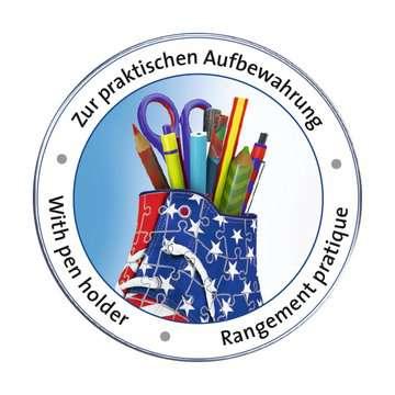 Sneaker: American Style 3D Puzzles;3D Puzzle Buildings - image 4 - Ravensburger
