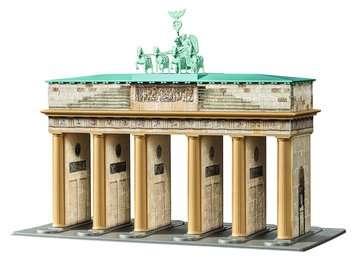 12551 3D Puzzle-Bauwerke Brandenburger Tor von Ravensburger 3