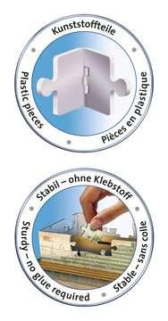 12551 3D Puzzle-Bauwerke Brandenburger Tor von Ravensburger 4