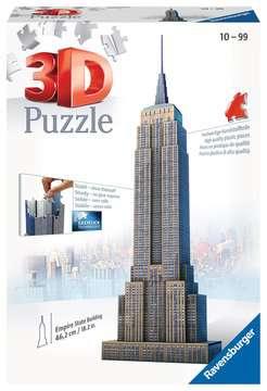Empire State Building 3D Puzzle, 216p 3D Puzzle®;Bygninger - Billede 1 - Ravensburger