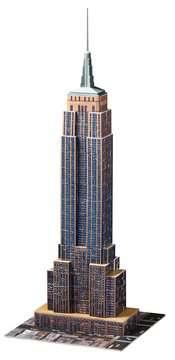 Puzzle 3D Empire State Building Puzzle 3D;Puzzles 3D Objets iconiques - Image 3 - Ravensburger