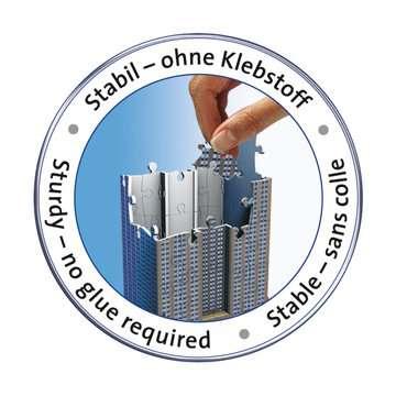 Puzzle 3D Empire State Building Puzzle 3D;Puzzles 3D Objets iconiques - Image 5 - Ravensburger
