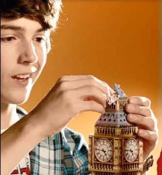 Il Big Ben 3D Puzzle;3D Puzzle-Building - immagine 6 - Ravensburger