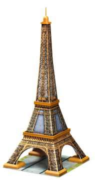 Eiffel Tower 3D Puzzles;3D Puzzle Buildings - image 3 - Ravensburger