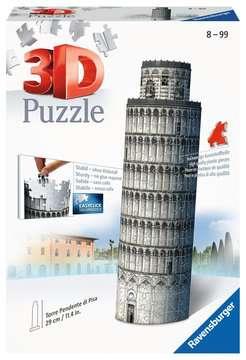 Torre di Pisa 3D Puzzle;3D Puzzle-Building - immagine 1 - Ravensburger