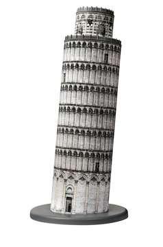 Leaning Tower of Pisa 3D Puzzle, 216pc 3D Puzzle®;Bygninger - Billede 3 - Ravensburger