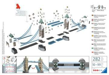 Tower Bridge 3D Puzzle;3D Puzzle-Bauwerke - Bild 2 - Ravensburger