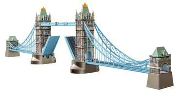 Tower Bridge 3D Puzzle, 216pc 3D Puzzle®;Buildings 3D Puzzle® - image 3 - Ravensburger