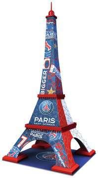 Tour Eiffel PSG Puzzle 3D;Puzzle 3D building - Image 2 - Ravensburger