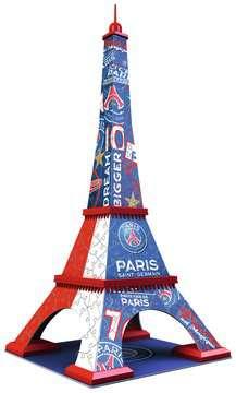 Tour Eiffel PSG Puzzle 3D;Puzzle 3D building - Image 3 - Ravensburger