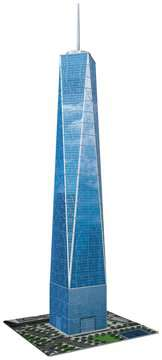 One World Trade Center  Puzzles 3D;Monuments puzzle 3D - Image 2 - Ravensburger
