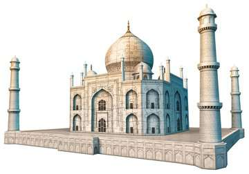 Taj Mahal, 216 dílků 3D Puzzle;Budovy - image 3 - Ravensburger