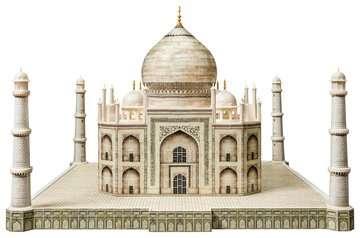 Taj Mahal, 216 dílků 3D Puzzle;Budovy - obrázek 4 - Ravensburger