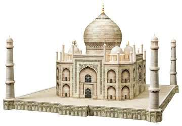 Taj Mahal, 216 dílků 3D Puzzle;Budovy - image 5 - Ravensburger