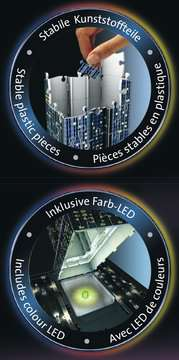 Empire State Building at Night 3D Puzzles;3D Puzzle Buildings - image 3 - Ravensburger
