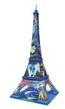 Mickey & Minnie Eiffelova věž 216 dílků 3D Puzzle;Budovy - obrázek 2 - Ravensburger