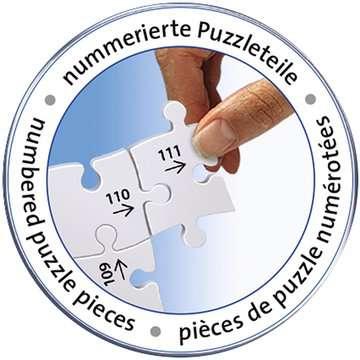 Neuschwanstein Castle 3D Puzzle 3D Puzzle®;Bygninger - Billede 7 - Ravensburger