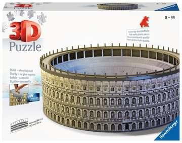 Koloseum 216 dílků 3D Puzzle;Budovy - obrázek 1 - Ravensburger