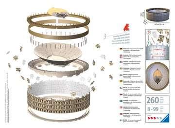 Koloseum 216 dílků 3D Puzzle;Budovy - obrázek 2 - Ravensburger
