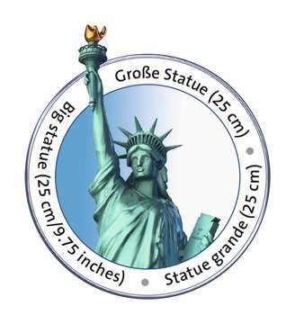 Statue of Liberty 3D Puzzles;3D Puzzle Buildings - image 4 - Ravensburger