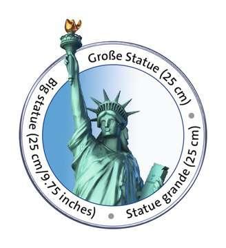 Puzzle 3D Statue de la Liberté Puzzle 3D;Puzzles 3D Objets iconiques - Image 4 - Ravensburger