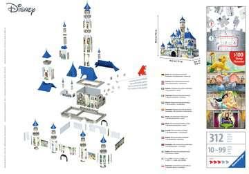 12587 3D Puzzle-Bauwerke Disney Schloss von Ravensburger 2