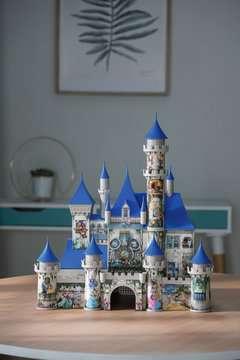 12587 3D Puzzle-Bauwerke Disney Schloss von Ravensburger 4