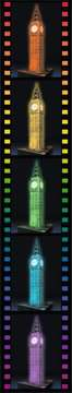 Big Ben Night Edition 3D Puzzle;3D Puzzle - Building Night Edition - immagine 4 - Ravensburger