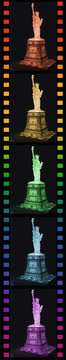 Statue of Liberty at night 3D Puzzles;3D Puzzle Buildings - image 4 - Ravensburger