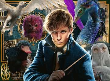 Fantastic Beasts XXL200 Puzzles;Children s Puzzles - image 2 - Ravensburger