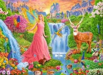 Magisch landschap Puzzels;Puzzels voor kinderen - image 2 - Ravensburger