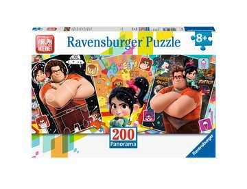 Wreck it Ralph 2: Ralph Breaks the Internet Puslespil;Puslespil for børn - Billede 1 - Ravensburger
