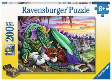 La reine des dragons Puzzles;Puzzles pour enfants - Image 1 - Ravensburger