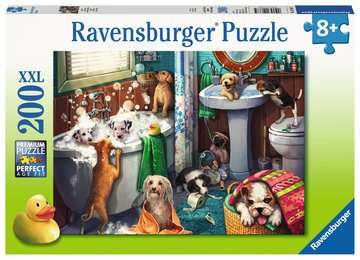 Tub Time Jigsaw Puzzles;Children s Puzzles - image 1 - Ravensburger