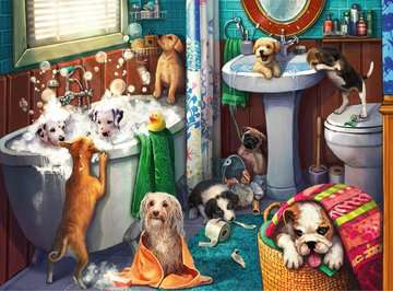 Tub Time Jigsaw Puzzles;Children s Puzzles - image 2 - Ravensburger