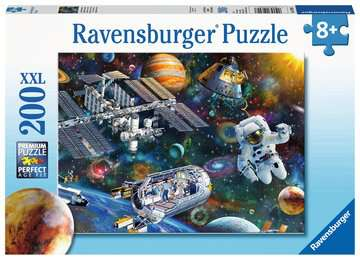 Cosmic Exploration Jigsaw Puzzles;Children s Puzzles - image 1 - Ravensburger