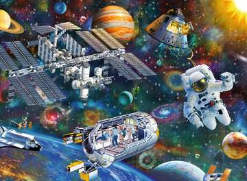 Cosmic Exploration Jigsaw Puzzles;Children s Puzzles - image 2 - Ravensburger