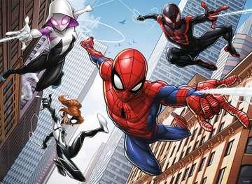 Spider-man, de kracht van de spin Puzzels;Puzzels voor kinderen - image 2 - Ravensburger