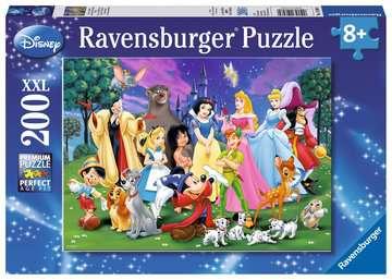 12698 Kinderpuzzle Disney Lieblinge von Ravensburger 1