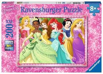 Die Disney Prinzessinnen Puzzle;Kinderpuzzle - Bild 1 - Ravensburger