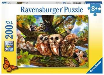 Niedliche Eulen Puzzle;Kinderpuzzle - Bild 1 - Ravensburger