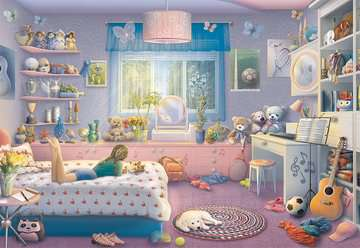 Sister s Space Jigsaw Puzzles;Children s Puzzles - image 2 - Ravensburger