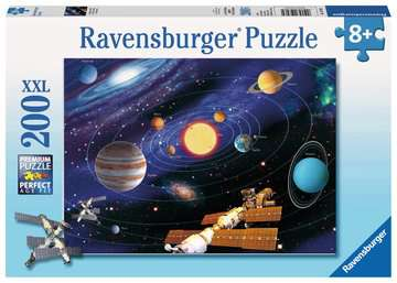 The Solar System Jigsaw Puzzles;Children s Puzzles - image 1 - Ravensburger