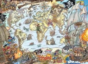 PIRACKA MAPA 200 EL Puzzle;Puzzle dla dzieci - Zdjęcie 2 - Ravensburger
